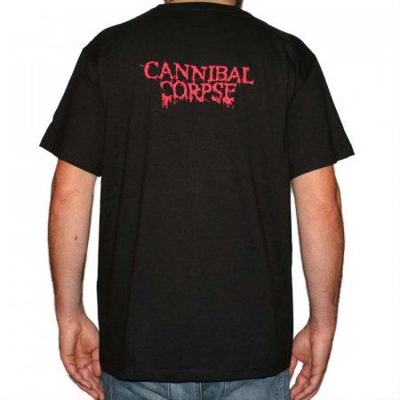 Tricou Cannibal Corpse - 3rd Eye -180 grame1