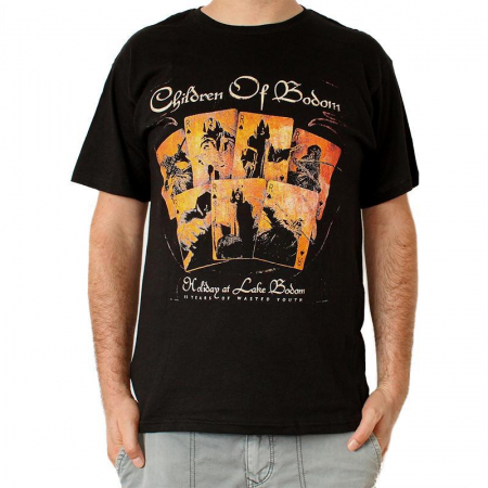 Tricou Children Of Bodom - Holiday... - 145 grame [0]