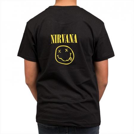 Tricou Copii - Nirvana - Smiley - 150 grame1