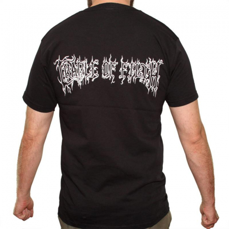 Tricou Cradle of Filth - Cryptoriana - Fruit Of The Loom [1]