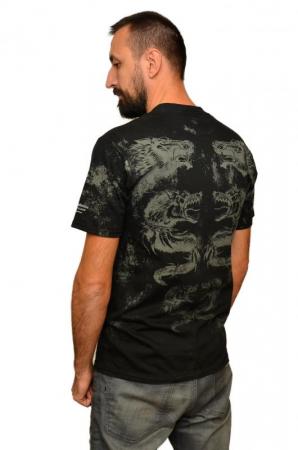 Tricou DAOI - Razboinicii lupi1