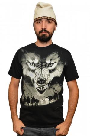 Tricou DAOI - Razboinicii lupi3