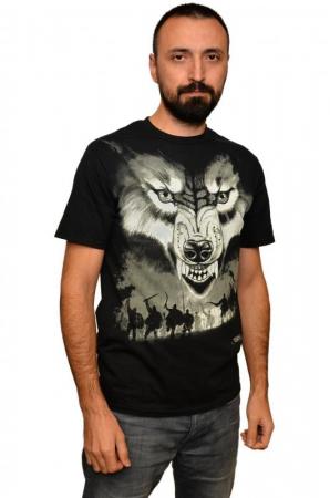 Tricou DAOI - Razboinicii lupi0
