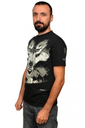 Tricou DAOI - Razboinicii lupi2