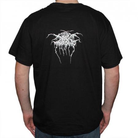 Tricou Darkthrone - A Blaze In The Northern Sky - 180 grame1