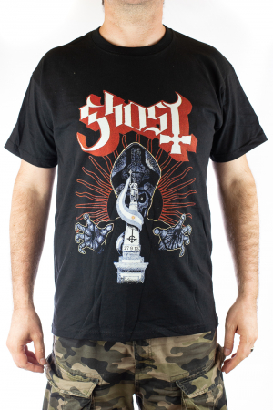 Tricou Ghost - 27.9.13 - Fruit Of The Loom [0]
