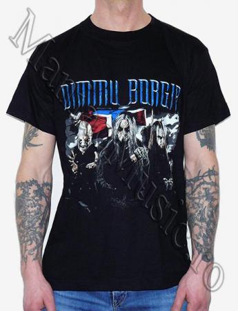 Tricou Dimmu Borgir Band - 180 grame0