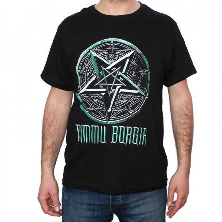 Tricou Dimmu Borgir - LOGO - 145 grame [0]