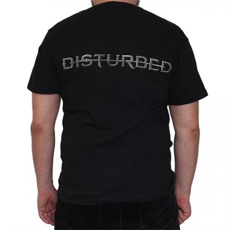 Tricou Disturbed - Immortalized 2 - 145 grame1