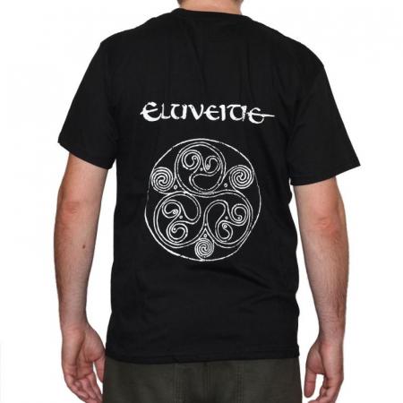 Tricou Eluveitie - Skull - 180 grame1