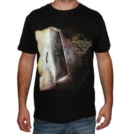 Tricou Evanescence The Open Door - 180 grame0
