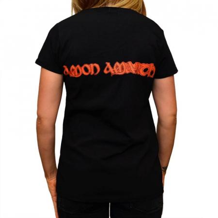 Tricou Femei Amon Amarth -Surtur Rising1
