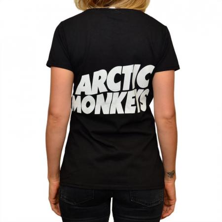 Tricou Femei Arctic Monkeys - LOGO1