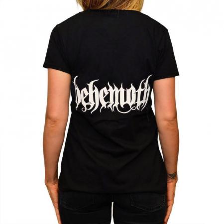 Tricou Femei Behemoth - Skull1