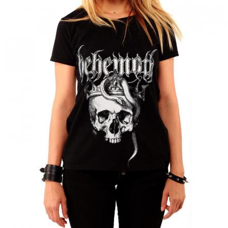 Tricou Femei Behemoth - Skull0