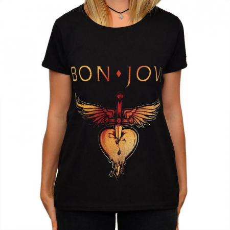 Tricou Femei Bon Jovi0