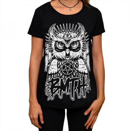 Tricou Femei Bring Me The Horizon Owl0