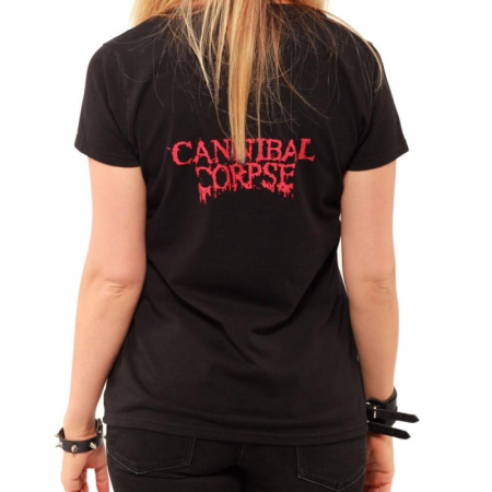 Tricou Femei Cannibal Corpse - 3rd Eye1