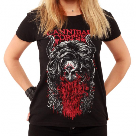Tricou Femei Cannibal Corpse - 3rd Eye0
