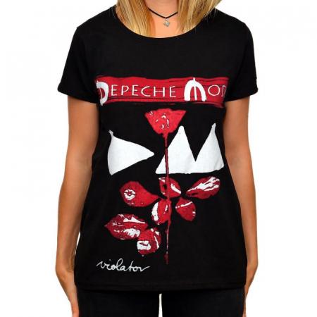 Tricou Femei Depeche Mode - Violator0