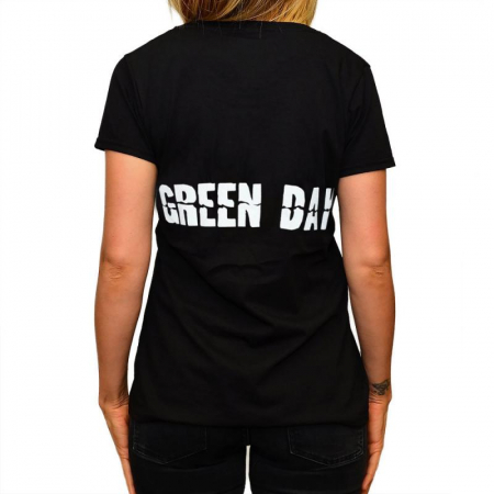 Tricou Femei Green Day - American Idiot1