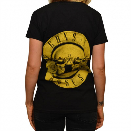 Tricou Femei Guns N Roses - Logo [1]