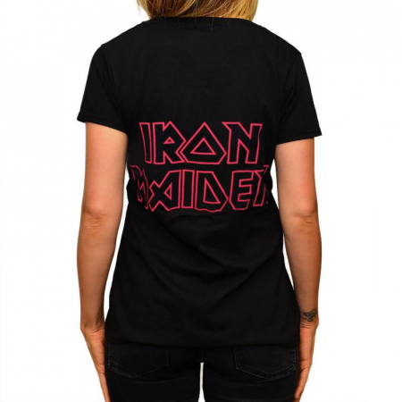 Tricou Femei Iron Maiden - The Number of the Beast1