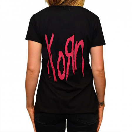 Tricou Femei Korn - Witch1