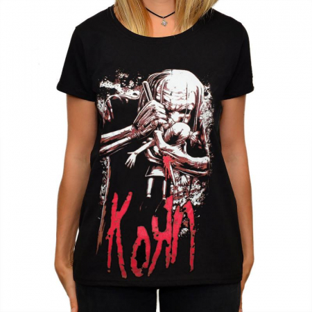 Tricou Femei Korn - Witch0