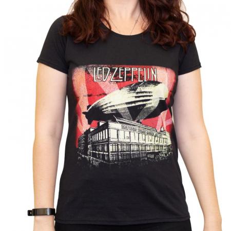 Tricou Femei Led Zeppelin - Madison Square0