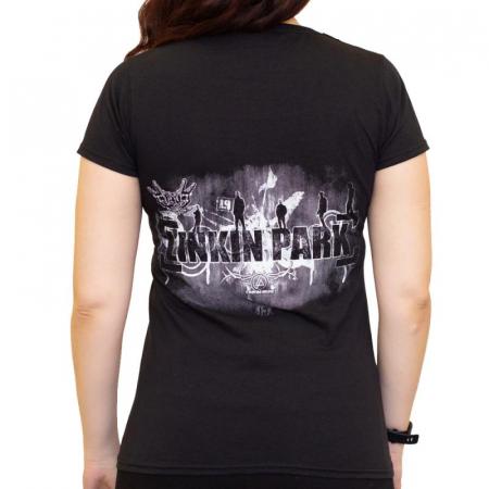 Tricou Femei Linkin Park - White1