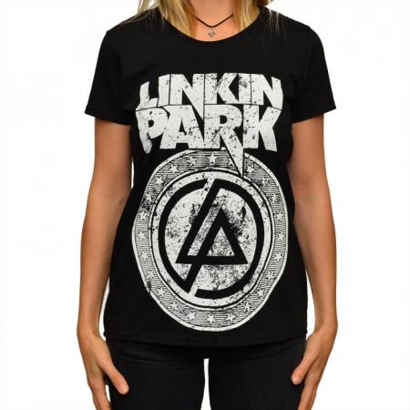 Tricou Femei Linkin Park - White Logo0