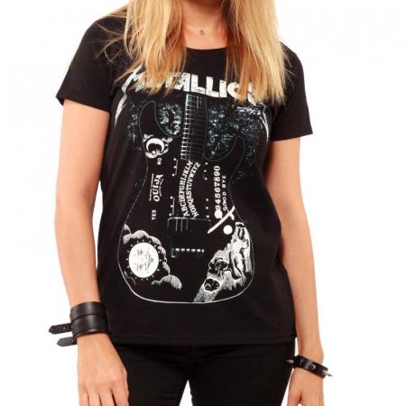 Tricou Femei Metallica - Chitara0