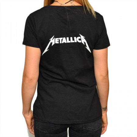 Tricou Femei Metallica - Master of Puppets1