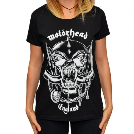 Tricou Femei Motorhead - England0