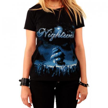 Tricou Femei Nightwish - Ship0