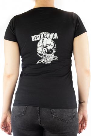 Tricou Femei Five Finger Death Punch - Bruce1