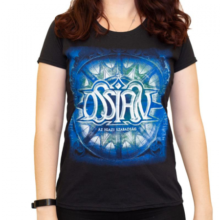 Tricou Femei Ossian - Az Igazi Szabadsag [0]