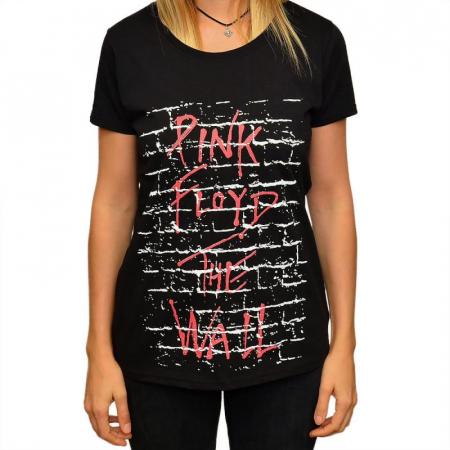 Tricou Femei Pink Floyd - The Wall [0]