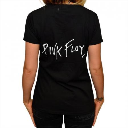 Tricou Femei Pink Floyd - The Wall [1]