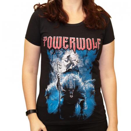 Tricou Femei Powerwolf - The Bishop0