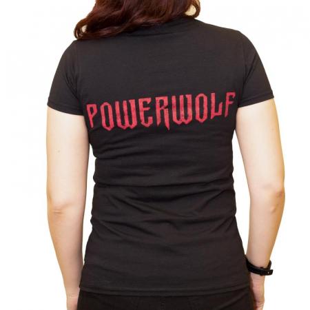 Tricou Femei Powerwolf - The Bishop1