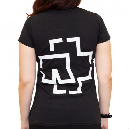 Tricou Femei Rammstein - Eagle 21