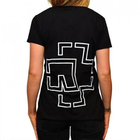 Tricou Femei Rammstein - Fist1