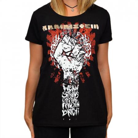 Tricou Femei Rammstein - Fist0