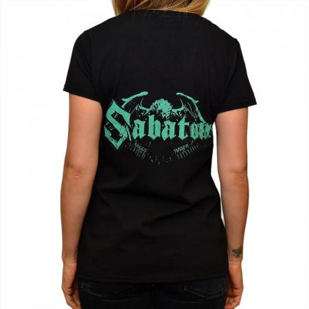Tricou Femei Sabaton - HEROES1