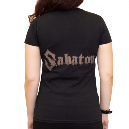 Tricou Femei Sabaton - The Last Stand1