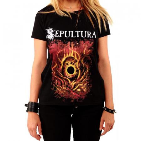 Tricou Femei Sepultura - Eye [0]