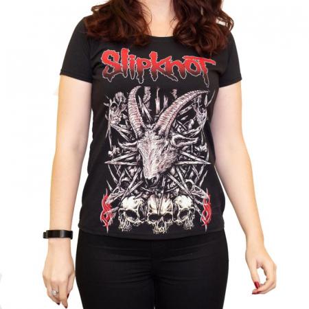 Tricou Femei Slipknot - Goat 20