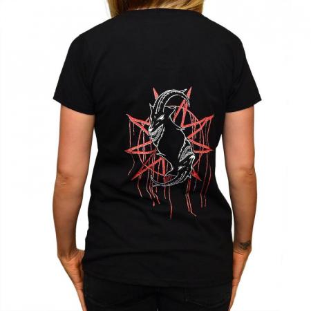 Tricou Femei Slipknot - Goat1